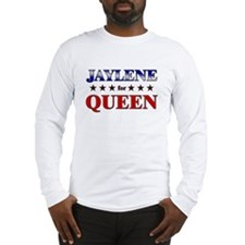 JAYLENE for queen Long Sleeve T-Shirt