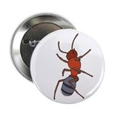 "Big Red Ant 2.25"" Button (100 pack)"