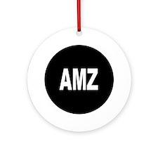 AMZ Ornament (Round)