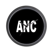 ANC Wall Clock