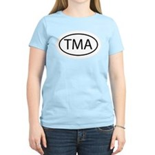TMA Womens Light T-Shirt