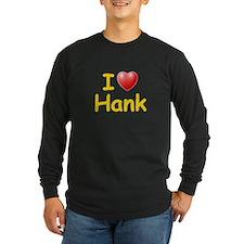 I Love Hank (L) T
