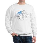 What's Kickin' Sweatshirt