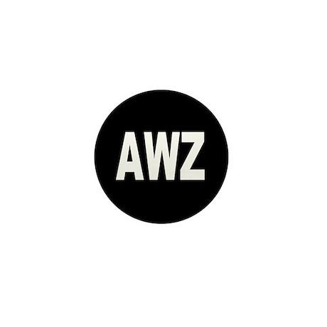 AWZ Mini Button (100 pack)
