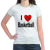 I Love Basketball T