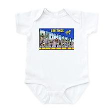 Birmingham Alabama Greetings Infant Bodysuit