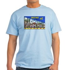 Birmingham Alabama Greetings T-Shirt