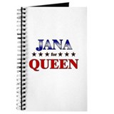 JANA for queen Journal
