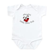 Abuela's Love Bug Ladybug  Infant Bodysuit