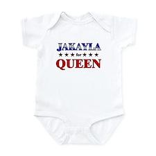 JAKAYLA for queen Infant Bodysuit