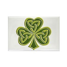Celtic Trinity Rectangle Magnet