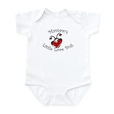 Mamaw's Love Bug Ladybug  Infant Bodysuit