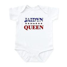 JAIDYN for queen Infant Bodysuit