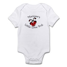 Memaw's Love Bug Ladybug  Infant Bodysuit