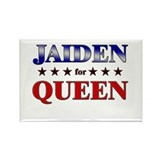 JAIDEN for queen Rectangle Magnet (10 pack)