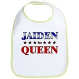 JAIDEN for queen Bib