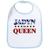 JADYN for queen Bib