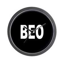 BEO Wall Clock