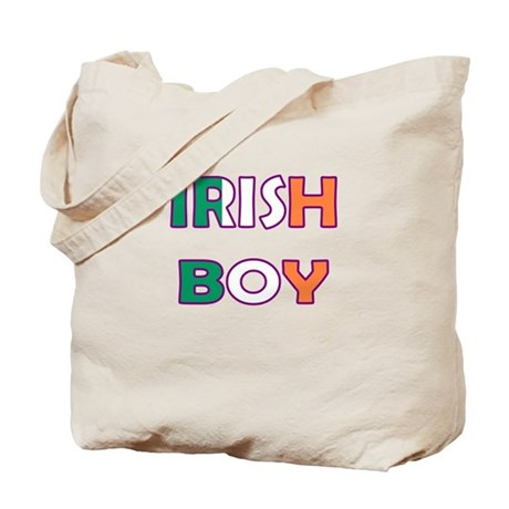 Irish Boy Tote Bag