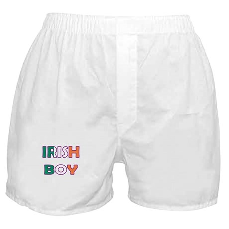 Irish Boy Boxer Shorts
