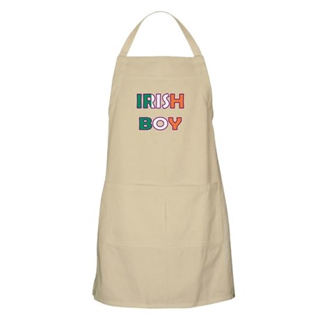 Irish Boy BBQ Apron