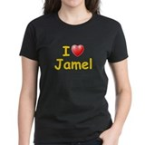 I Love Jamel (L) Tee