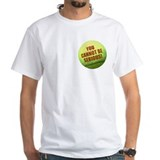 YOU CANNOT BE SERIOUS Tennis Shirt