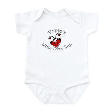 Poppy's Love Bug Ladybug  Infant Bodysuit