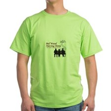 Color all with 3 people T-Shirt