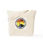 Miami Sky Marshal Tote Bag