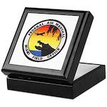 Miami Sky Marshal Keepsake Box