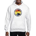 Miami Sky Marshal Hooded Sweatshirt
