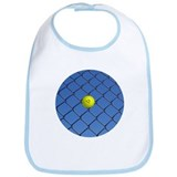 Hit Hard Tennis Bib
