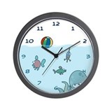 Fish Tank - Wall Clock