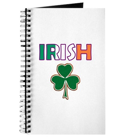 Irish Shamrock Journal