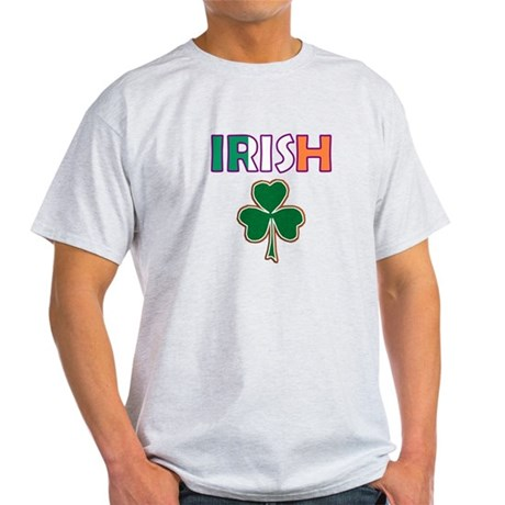 Irish Shamrock Light T-Shirt