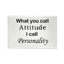 Personality Rectangle Magnet