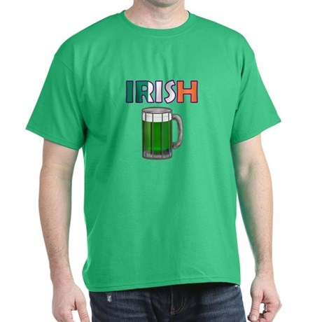 Irish Green Beer Green T-Shirt