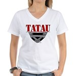 Tatau Women's V-Neck T-Shirt