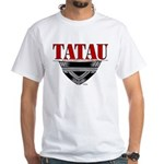 Tatau White T-Shirt