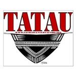 Tatau Small Poster