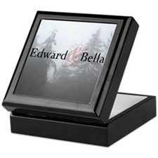 Edward & Bella Keepsake Box