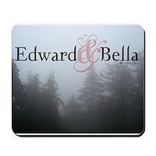 Edward & Bella Mousepad