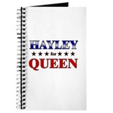 HAYLEY for queen Journal