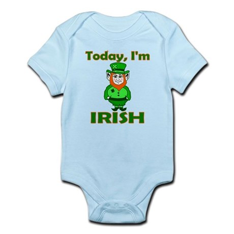 Today I'm Irish Infant Bodysuit