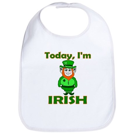 Today I'm Irish Bib