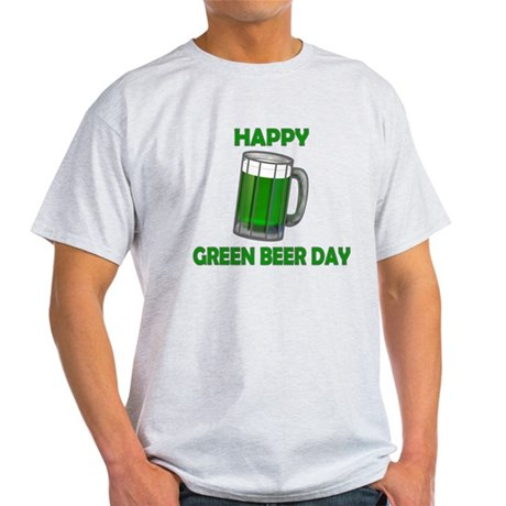 Green Beer Day Light T-Shirt