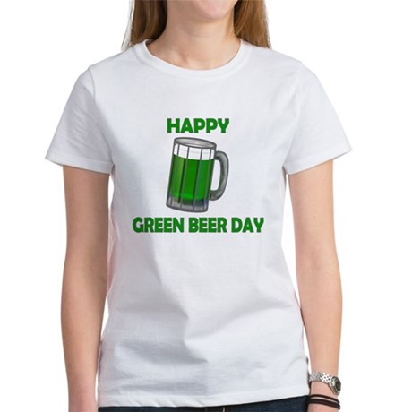 Green Beer Day Women's T-Shirt