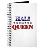 HALI for queen Journal