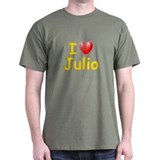 I Love Julio (L) T-Shirt